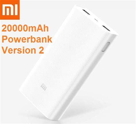 Jual Xiaomi Mi 2 Power Bank 20000 Mah Versi 2 Fast Charging Hls48 jual xiaomi mi 2 power bank 20000mah fast charger original di lapak newtoko karinrenata