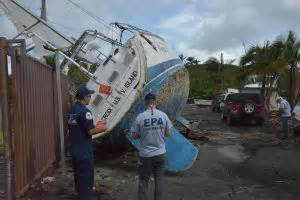 boat salvage puerto rico crews accelerate salvage operations in puerto rico after
