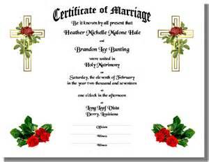 commemorative certificate template keepsake commemorative marriage certificates for sale by