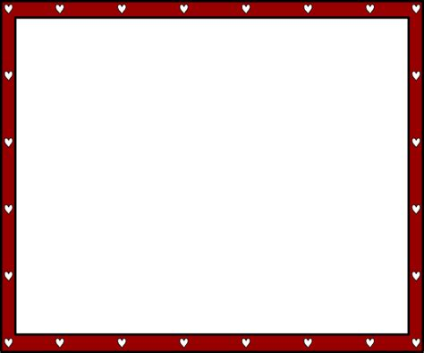 clipart per word border for word cliparts co