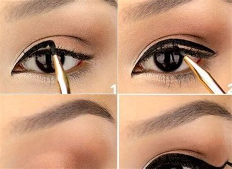 tattooed cat eyeliner cat eye liner www pixshark com images galleries with a