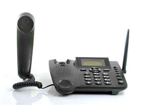 Desk Phone by Gsm Desk Phone