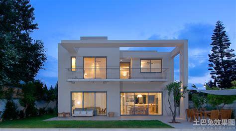home design app exterior 现代别墅外观设计图 土巴兔装修效果图