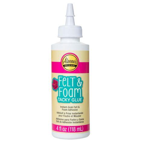 S Foam aleene s original glues aleene s 174 felt foam tacky glue