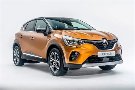 Renault Captur 2020 by New 2020 Renault Captur Shapes Up For Small Suv Fight