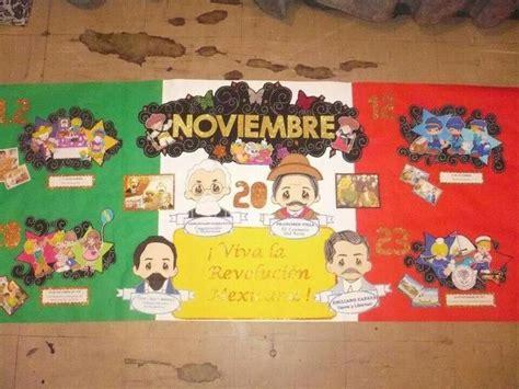 imagenes de la revolucion mexicana para periodico mural peri 243 dico mural noviembre preescolar pinterest murals