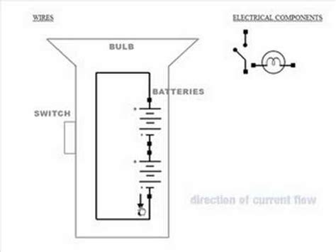 circuit diagram of a rechargeable torch circuit and