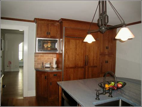 install microwave cabinet home design ideas