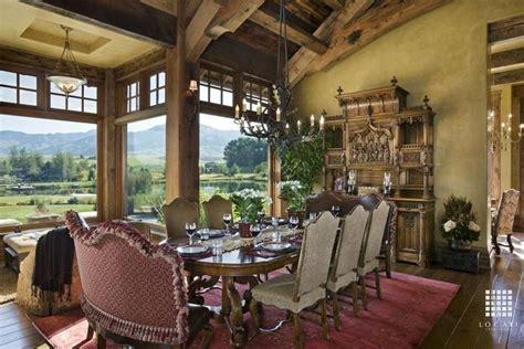 dining room ideas rustic dining room house interior