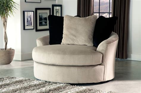 Oversized Swivel Accent Chair Oversized Swivel Accent Chair Mocha The Clayton Design Great Comfort From Oversized Swivel