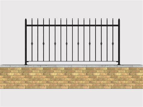 ringhiera in ferro prezzi recinzioni e ringhiere in ferro battuto prezzi metalstyle