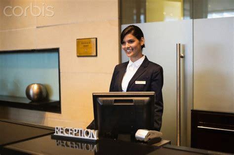 image gallery hotel receptionist