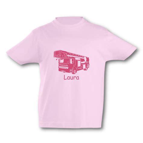 Aufkleber Feuerwehr Kinder by Kinder T Shirt Feuerwehr Plot4u