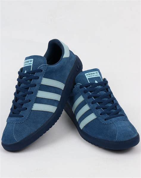 adidas bermuda adidas bermuda trainers navy blue mystery clear originals