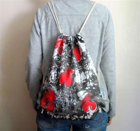 Backpack Bp3 ebrulu k箟rm箟z箟 siyah bez 199 anta s箟rt 199 antas箟 backpack