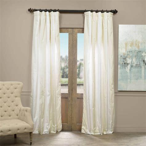 faux taffeta curtains iceland faux silk taffeta stripe curtain