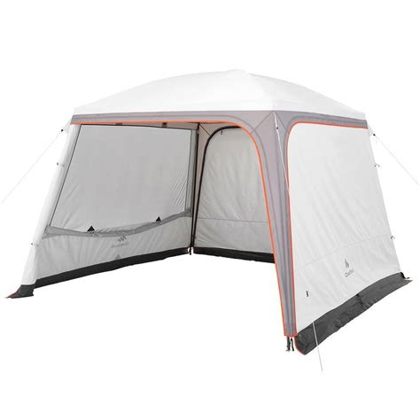 decathlon gazebo gazebo 3m x 3m fresh quechua tende ceggio decathlon