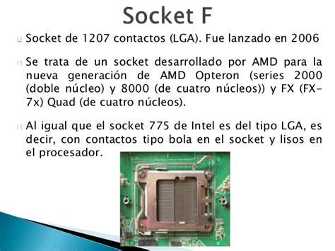 Aneka Proc Amd Socket Am2 Am2 Am3 Fm1 Fm2 Seken sockets para microprocesadores amd