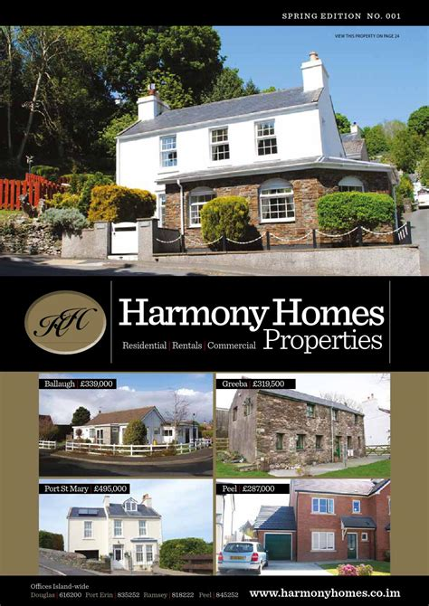 harmony home harmony homes by gallery issuu