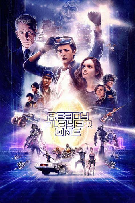 ready player one 8466649174 ready player one 2018 posters the movie database tmdb
