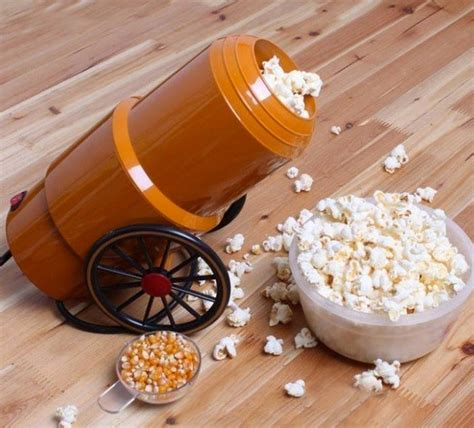 ends meet with a popcorn popper books cannon air popcorn maker the green