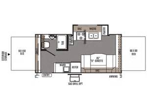 Rockwood Roo Floor Plans 2015 Forest River Rockwood Roo 21dk Model