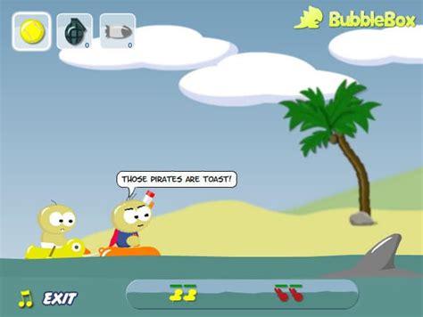 theme hotel bubblebox raft wars 1 spel funnygames be