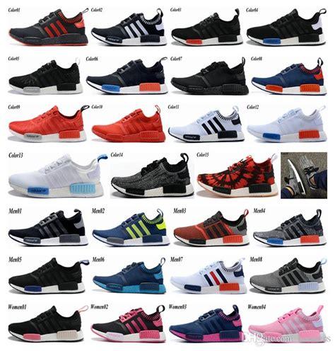 original adidas nmd runner running shoes  women men
