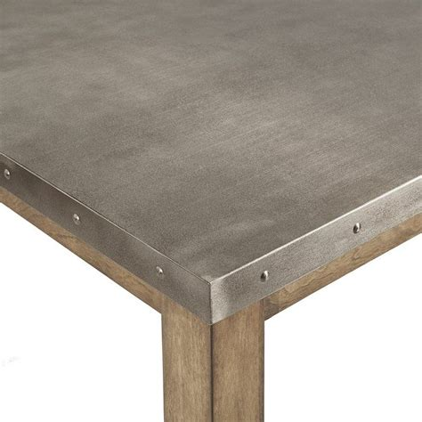 dining table stainless steel top best 25 stainless steel dining table ideas on