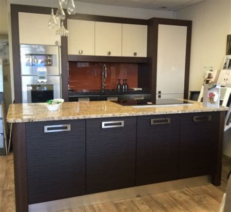 ex display kitchen islands ex display metris kitchen island and granite worktops