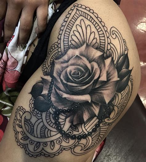 black and grey rose tattoo meaning black and grey tattoos by artist oscar morales
