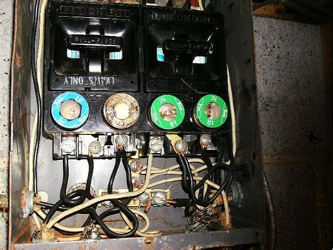 wiring a house fuse box fuses in your home problem or no webster electric