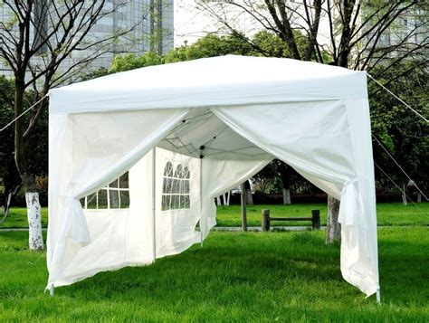 weisser pavillon kaufen gartenpavillon 6x3x3m weiss shop gonser