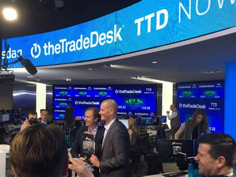 The Trade Desk Ceo Jeff Green Ipo Business Insider