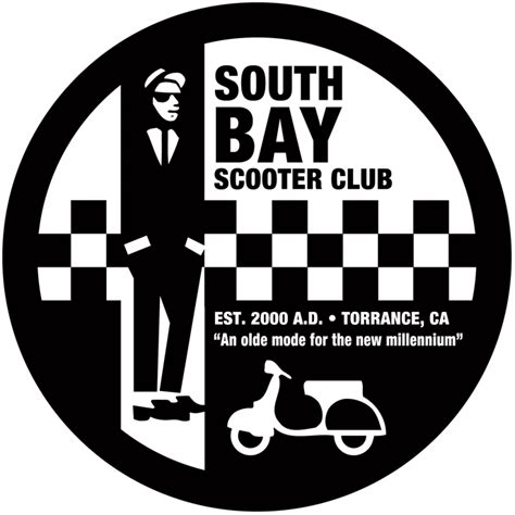 Design Website Free welcome to the south bay scooter club