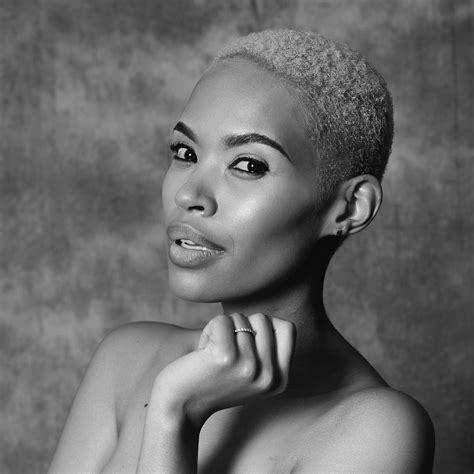 madiba cut styles top six celebrity women who look good in short hair