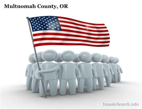 Multnomah County Number Search Portland And Multnomah County Inmate Search In Or