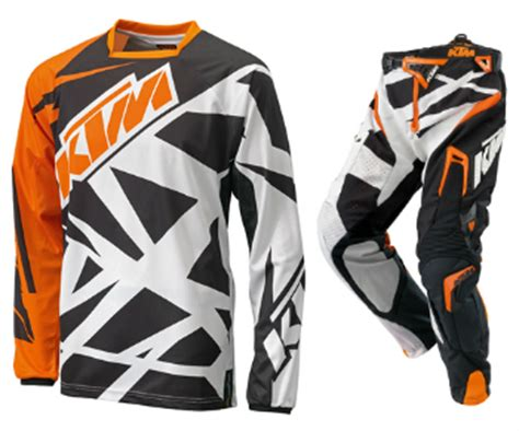 ktm motocross gear aomc mx 2015 ktm racetech gear set