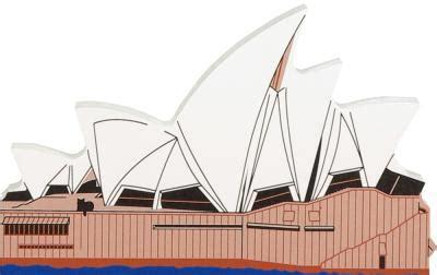 Replika Opera Sdyney Untuk Souvenirs sydney opera house australia the cat s meow