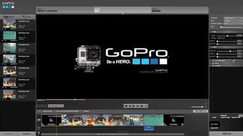 best free editing software the best editing software for gopro