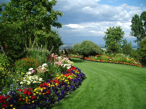 picture of garden bibler home and gardens kalispell montana