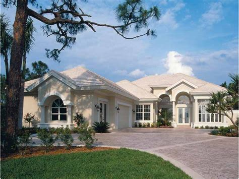 modern florida house plans home plan homepw08943 2794 square foot 3 bedroom 3