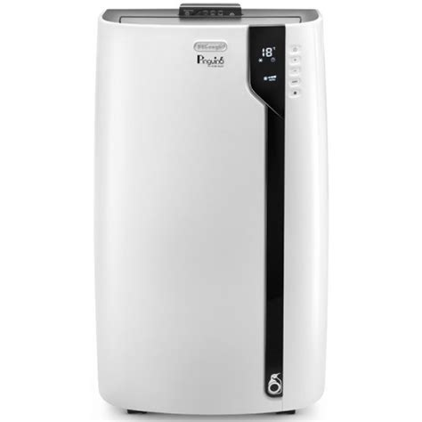 delonghi pinguino portable air conditioner with remote control pacan125hpec delonghi portable air conditioner cf210 delonghi nf90