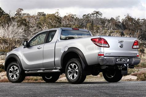 mazda truck 2017 2018 mazda bt50 redesign changes price engines 2018