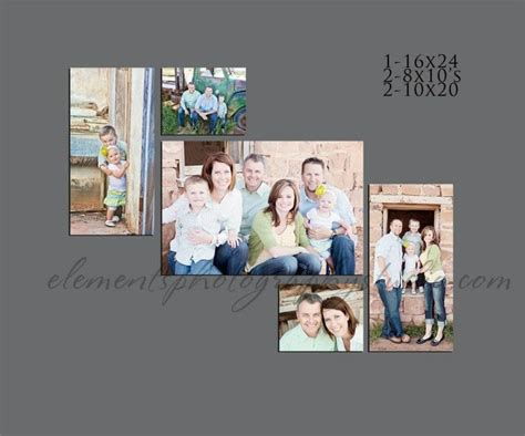 canvas layout ideas wall photo collage canvas www pixshark com images