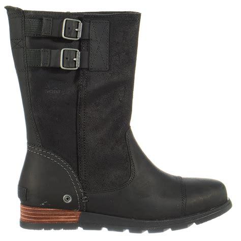 sorel major pull on casual boots shoe womens ebay