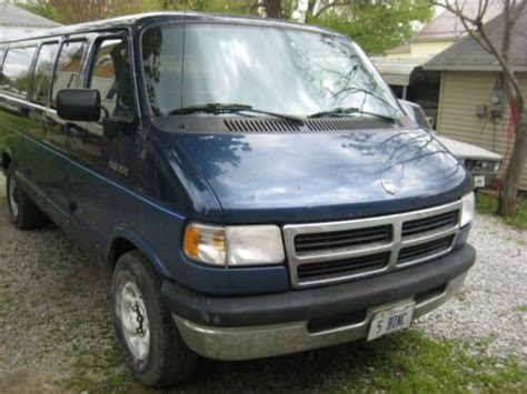 service manual 1994 dodge ram van b250 replacement procedure 1994 dodge ram van b250 blower