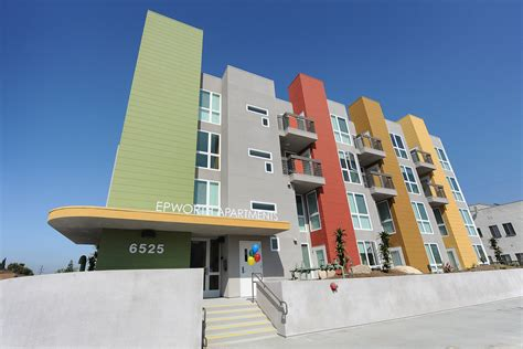 Los Angeles County Section 8 Affordable Housing Los