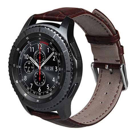 Leather Band For Samsung Gear S3 With Release 7 best samsung gear s3 leather bands and straps