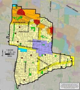 washington county oregon maps aloha reedville